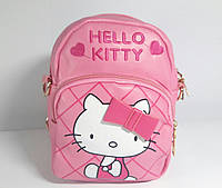 "Сумка- рюкзак детская ""Hello Kitty"" 4 цвета"