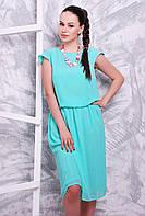 Платье 1601 мята