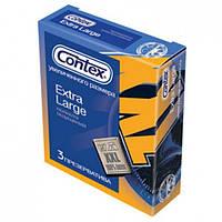 Презервативы CONTEX Extra Large (XXL), 3 шт