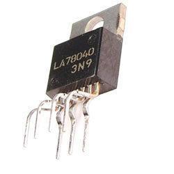 Микросхема La78040 LA78040B