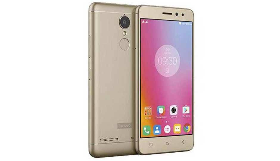 Смартфон Lenovo K6 Note (K53a48) 4/32gb Gold 4000 мАч Snapdragon 430