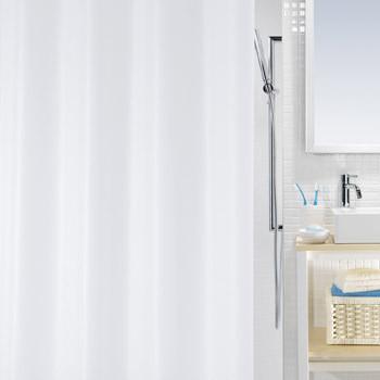 Шторка д/ванной BIO pvc 180x200 белая