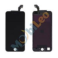 Дисплей (LCD) iPhone 6 Plus с сенсором черный оригинал