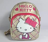 "Сумка- рюкзак детская "" Hello Kitty"" 4 цвета"