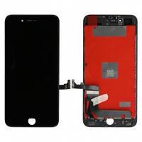 Дисплей (LCD) iPhone 7 Plus с сенсором черный оригинал