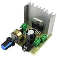 Усилитель TDA7297 12В, 2*15Вт с регулятором