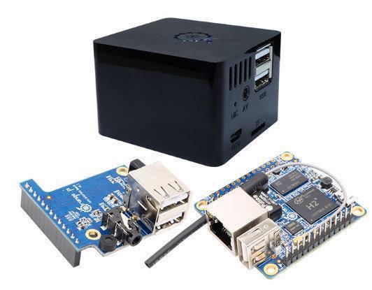 Orange Pi Zero H2+ 512МБ Quad Core