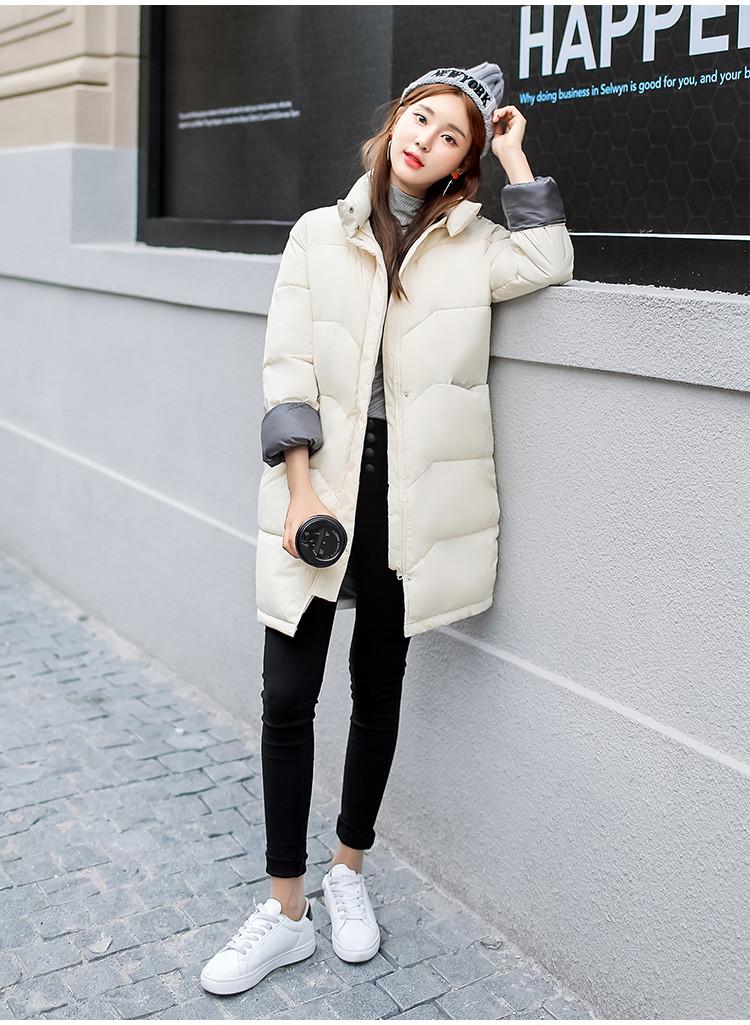 Куртка с подкатанными рукавами