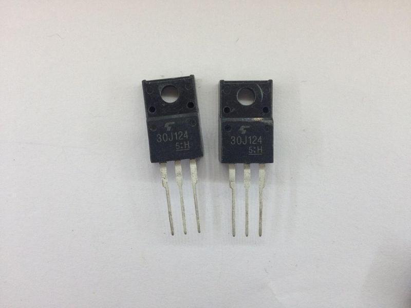 Транзистор 30J124