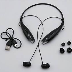 Беспроводные Bluetooth наушники HBS-730 для спорта, бега.