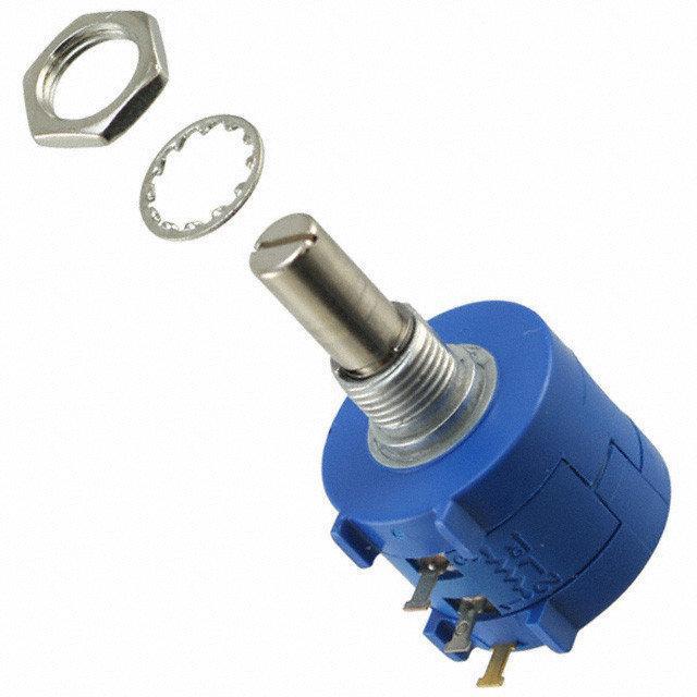 3590S-2-103L, 10 кОм, Резистор прецизионный многооборотный
