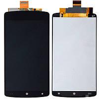 Дисплей (LCD) LG D820 Nexus 5 Google / D821 с сенсором черный