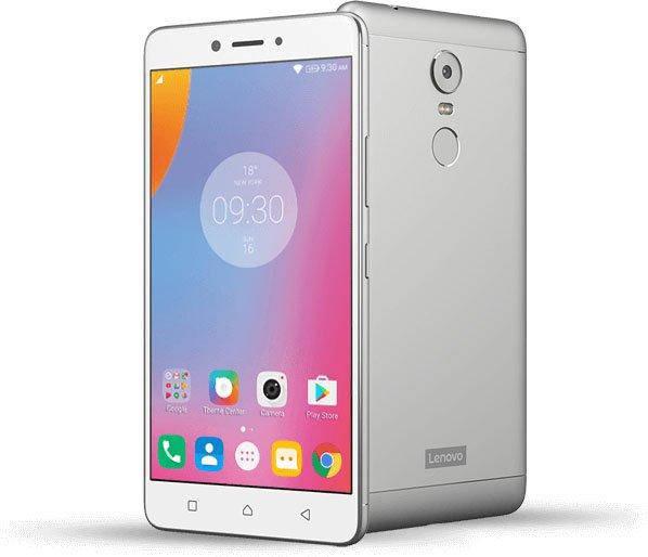 Смартфон Lenovo K6 Note (K53a48) 4/32gb Silver 4000 мАч Snapdragon 430