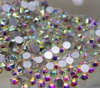 Стразы Swarovski ss 8 Crystal AB 100 шт