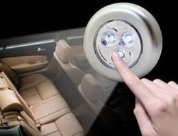 Универсальный светильник Stick n Click - 3 светодиодных лампочки наполнят светом все темные уголки в Вашем дом