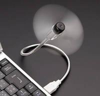 Вентилятор USB - летом тема вентиляторов становится  очень актуальной