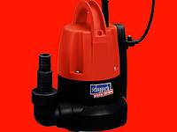 Scheppach SP400-AS насос погружной дренажный для грязной воды