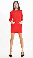 Женское Стильное платье для невысоких девушек