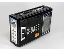 Радио с led фонариком RX166 LED