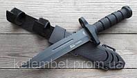 Армейский тактический нож Columbia. Удобный солдатский полевой нож нож + ножны.
