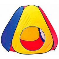 Палатка Пирамида (144х244см) - любимое укромное местечко для малыша