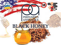 Black Honey ароматизатор TPA (Черный мёд и табак) 50мл