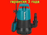 Makita PF0800 насос для воды погружной