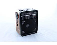 Радио с аккумулятором  GOLON RX 9100 c USB, фото 3
