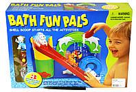 Игровой набор для купания Аквапарк -  незабываемые впечатления во время водных процедур у ребёнка