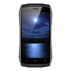 HOMTOM ZOJI Z6 Black стильний захищений смартфон IP68, фото 3