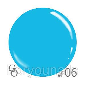 Гель-лак GO Fluo 06