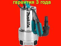 Makita PF1110 насос для чистой и грязной воды