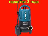Makita PF4000 погружная помпа для чистой и грязной воды