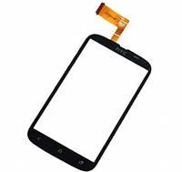 Тачскрин (сенсор, экран) HTC Desire X T328e черный
