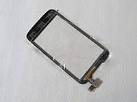 Тачскрин (сенсор, экран) Lenovo A369i черный