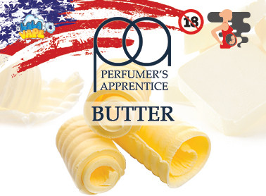 Butter ароматизатор TPA (Масло) - LaLa Vape в Киеве