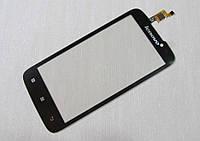 Тачскрин (сенсор, экран) Lenovo A516 черный