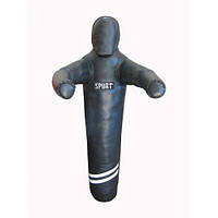 Манекен для боротьби шкіра 2,2 мм. зріст 120, 12-15 кг, фото 1