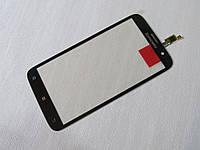 Тачскрин (сенсор, экран) Lenovo A850 черный