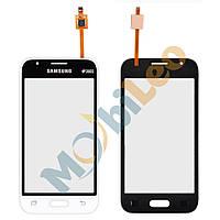 Тачскрин (сенсор, экран) Samsung J105h Galaxy J1 Mini 2016 белый