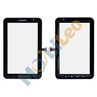 Тачскрин (сенсор, экран) Samsung P1000 Galaxy Tab / P1010 черный