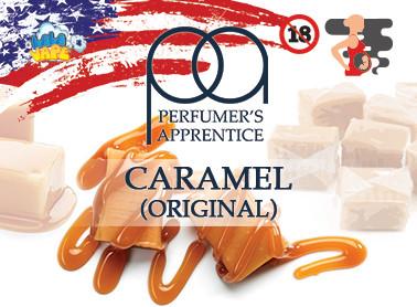 Caramel (original) ароматизатор TPA (Карамель)