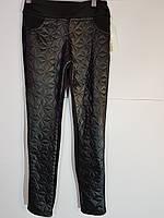 Утепленные брюки для девочки 5 - 12 лет