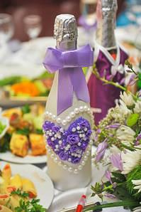 Свадебное и подарочное шампанское