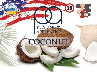 Coconut ароматизатор TPA (Кокос)