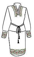 Заготовка для вышивки платья ПЖ-65