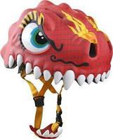 Шлем Crazy Safety Red Dragon