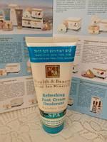 Крем-дезодорант для ног с охлаждающим эффектом health&beauty