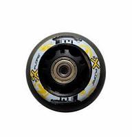 Колеса для роликов Explore Wheels 72mm, 82A с подшипником (1шт)