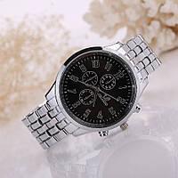 Мужские часы Orlando Flat черные mw20-2